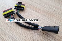 Y cable harness for drivers