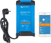Blue SMART IP22 charger 12V / 20A (three outputs)