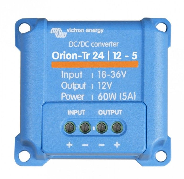 Victron Energy Orion-Tr 24/12-5 (60W) DC/DC