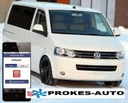 Webasto Conversion kit VW T5 AC CLIMATIC including mobile control