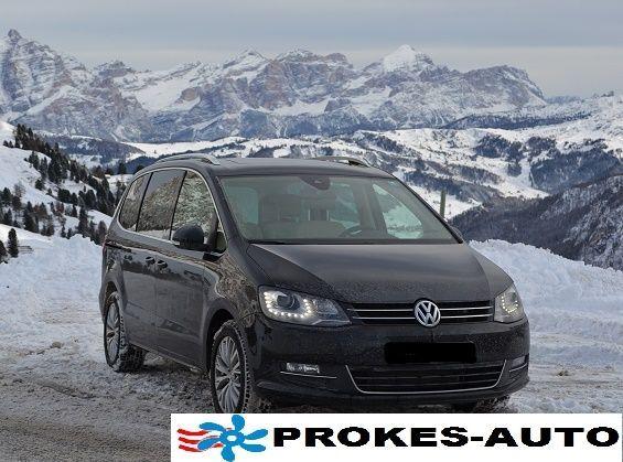 Webasto UGK Upgrade kit VW Sharan / VW Touran / Seat Alhambra
