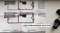 Combined valve 5x20 with thermostat 252014807200 Eberspächer
