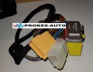 Eberspacher Electronic Control Unit Airtronic D4S 24V MAN 225102003602 / 745678-071804 Eberspächer