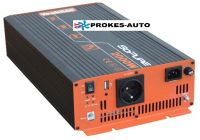 Voltage converter Vechline 2000W pure sine wave suitable for air conditioning