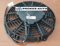 SPAL fan VA07-BP7/C-31S 24V / 225mm / push