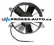 Fan universal suction diameter 255mm 24V 5 blades VA15-BP70