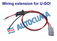 Connecting cables for air conditioning U-GO / CUBE