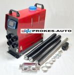 Portable heater 230V power supply 40A / 12V / 5kW Diesel