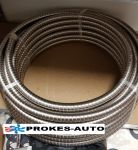Stainless steel Flexible exhaust pipe 30mm 2 layers - Roll 20m