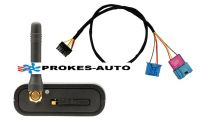 Audi A5 2007 - 2016 APP - control for parking heater