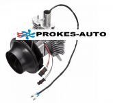 Combustion air motor / Engine / Blower AT EVO 40-55 with fuel pump wiring harness