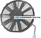 Fan SPAL universal push 12V diameter 280mm 10 blades VA09