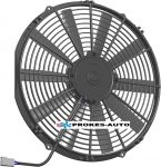 Fan SPAL universal push 12V diameter 350mm VA08