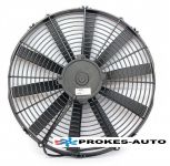 Fan SPAL universal push 12V diameter 385mm 10 blades VA18