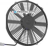 Fan SPAL universal push 24V diameter 330mm 10 blades VA13