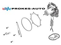 SERVICE KIT AT EVO 40-55 engine / blower and gasket with screws