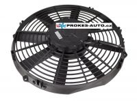 Axial push Fans Ø 255mm 24V with special waterproof electric wire