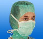 NOBA® surgical mask, green