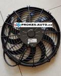 Condenser Ventilator 24V 280mm for air conditioning Dirna 30100465