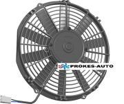 Fan SPAL universal suction 12V diameter 280mm 10 blades VA09