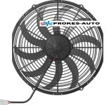 Fan SPAL universal suction 12V diameter 350mm 10 blades VA08