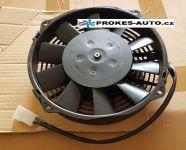 Fan SPAL VA14-BP7/C-34A 24V / 190mm / suction