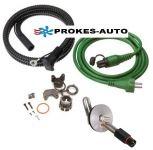 DEFA engine heating kit CASE 1835 B