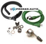 DEFA engine heating kit FENDT 308 LS