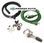 DEFA IVECO TRAKKER 2014 engine heating kit