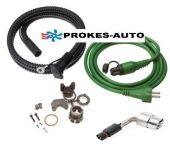 DEFA AHLMANN AX 1000 engine heating kit