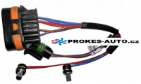 Wiring harness with sensors Hydronic D5WSC