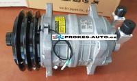 Air conditioner compressor ZEXEL TM15HD pulley 135mm 2GA 12V