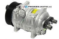 Compressor TM-15HD / TM-15HS pulley 119 mm - PV8 12V horizontal
