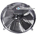 Axial fans suction Ziehl Abegg universal with basket 3 ~ 400V 50Hz