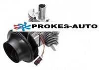 Combustion air motor AT EVO 40 / 55 without fuel pump wiring harness