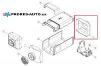 Webasto Air Top heater Outlet Hood 75mm 98503 / 1320962