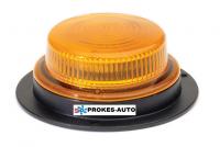 TRUCK-LITE LED beacon magnet - orange