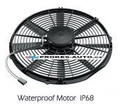 Axial pusher fan Ø 385mm 24V GENERAL CAB 90050468 / OE VA18-BP70/LL-86S / VA18-BP70/LL-41S
