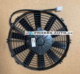Fan SPAL universal suction 12V diameter 280mm 10 blades VA09