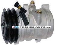 Compressor 12V Delphi SP10 Zetor  pulley 121mm 2GA