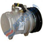 Compressor 12V HARRISON SP10 pulley 121mm 2GA connection VPAD