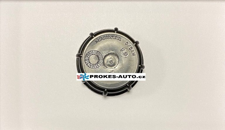 Cap with seal for fuel tank 24L / 9000881 Webasto