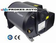 Combi heating water / air 6kW 10L boiler / Diesel / electric