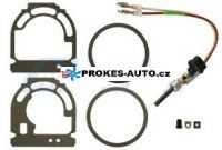 Glow plug with seal set Hydronic II D4S / D5S 252526990111