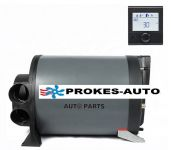 Combi heating water / air 6kW 10L boiler / Diesel 12V / electric 110V - 220-240V