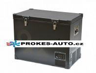 Indel B TB100 Steel OFF 12/24/230V 100L -18°C compressor cooling box