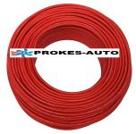 Solar cable copper 1x4mm2 - red